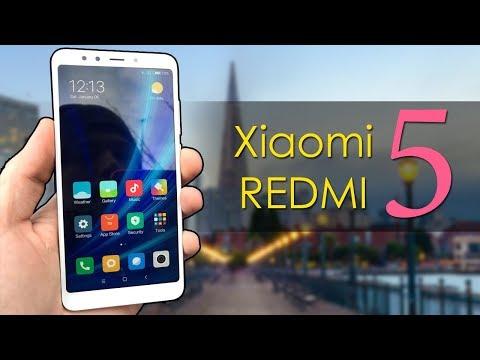 Xiaomi Redmi 5 : Первый взгляд , сравнение камеры с Note 4X , игры.