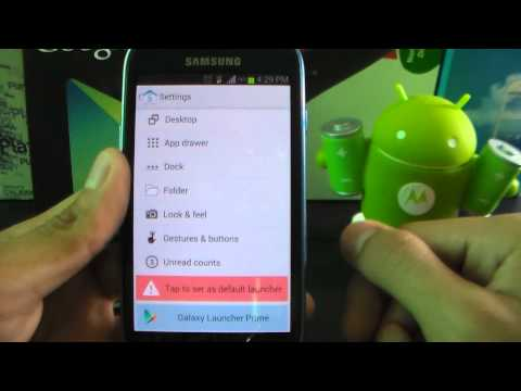 Personalización EXTREMA android | S5+Moonshine | Android Evolution