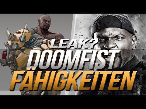 DOOMFIST Fähigkeiten Leak? | Release Datum | Overwatch News | Deutsch