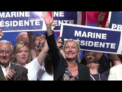 Marine Le Pen: the face of France's far-right