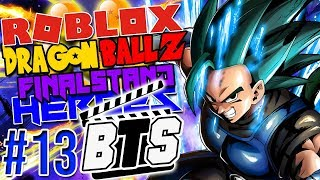 SHALLOT IS NOW SUPER SAIYAN BLUE! | Roblox: Dragon Ball Z Final Stand Heroes BTS - Episode 13