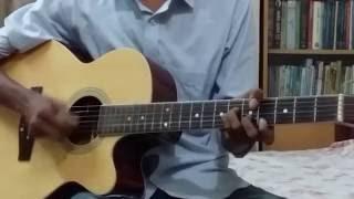 SAIYAAN | GUITAR CHORDS | ABHIMAAN | JEET | SUBHASHREE | SONU NIGAM | RAJ CHAKRABORTY