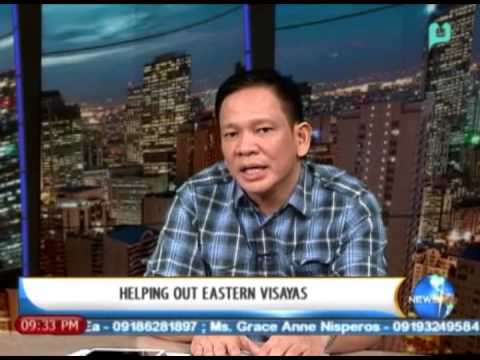NewsLife Interview: Rep. Mel Senen Sarmiento, Western Samar - on