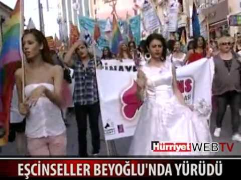 istanbul Lezbiyen,Gey,Biseksüel,Travesti,Trans LGBT Eşcinsel Onur Yürüyüşü - Türk Gay Club