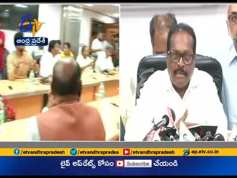 TDP MPs Disappointed | Union Minister Birender Singh Over Kadapa Steel