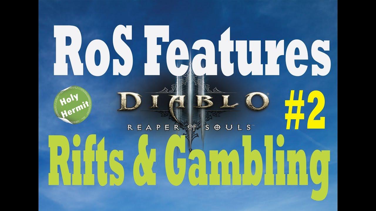 D3 ros gambling guide