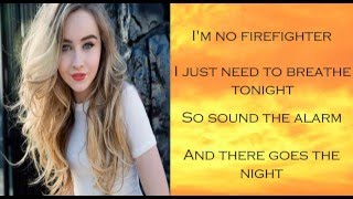 Baixar - Smoke And Fire Sabrina Carpenter Lyrics Grátis