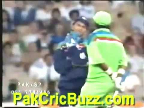 cricket biggest fights