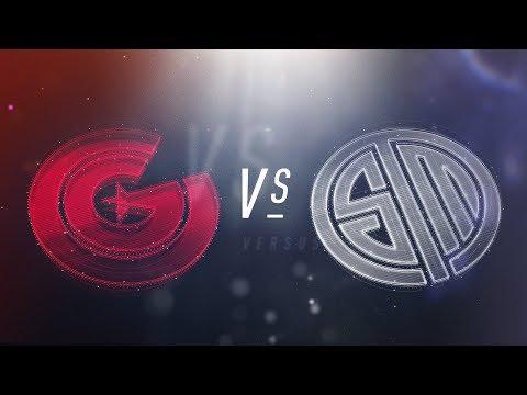 CG vs TSM - NA LCS Week 5 Day 2 Match Highlights (Spring 2018)