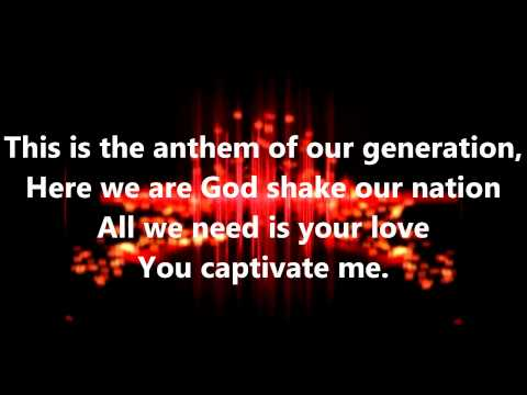 Jesus Culture - The Anthem