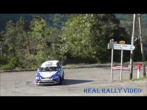 Rallye Antibes 2014 + Crash