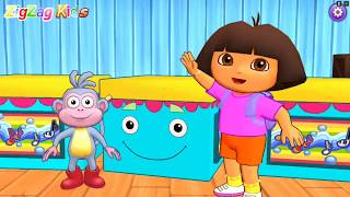 Dora a Exploradora | English Adventure Learning | Episode 22 Music | ZigZag Kids HD