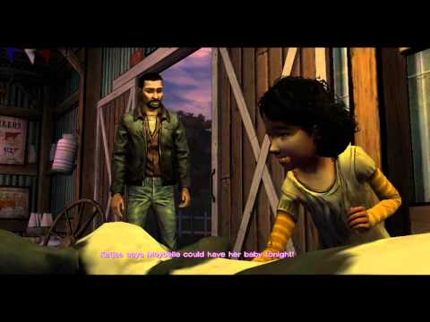 The Walking Dead Game FULL Episode 2 HD