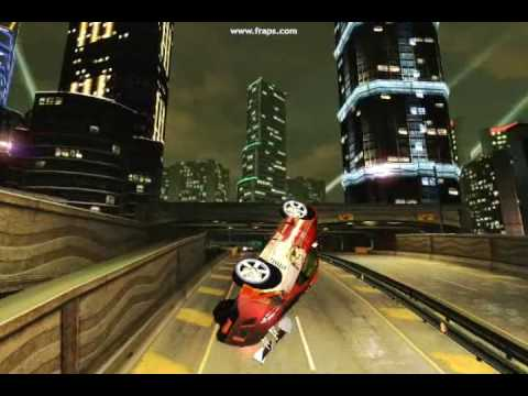 Need for speed underground 2 crashes