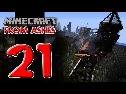Minecraft From Ashes feat. Pause - EP21 - Murdered Water