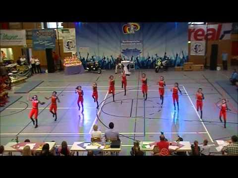 Crazy Chicken - Nordbayerische Meisterschaft 2012