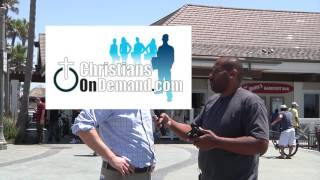 1) Jehovah's Witness Debates A Christian