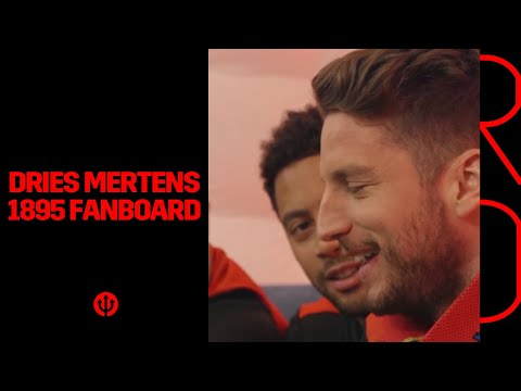 Is Dries Mertens a good liar ? :-)