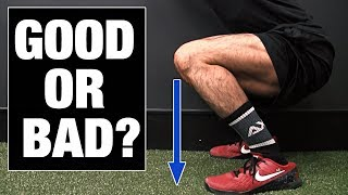 Squatting Knees Over Toes (THE TRUTH!)