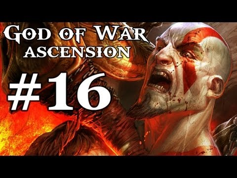 God of War Ascension - Walkthrough Part 16 - Delos Landing (PS3) [HD]