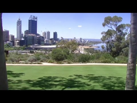 PERTH Western Australia, City sightseeing tour.