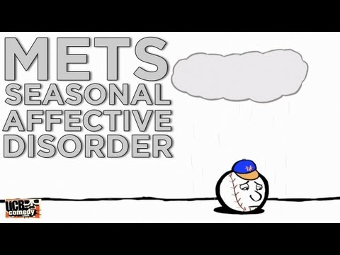 Mets Seasonal Affective Disorder