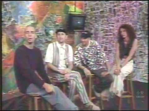 Masterboy @ MTV Brazil Radio Vitrola (Interview 1995)
