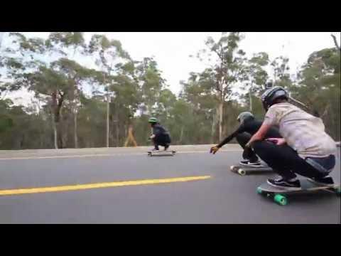 Shredders Rawrun - Legburner