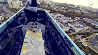 Паркур инспекция в Синем зубе / Parkour inspection in Blue tooth