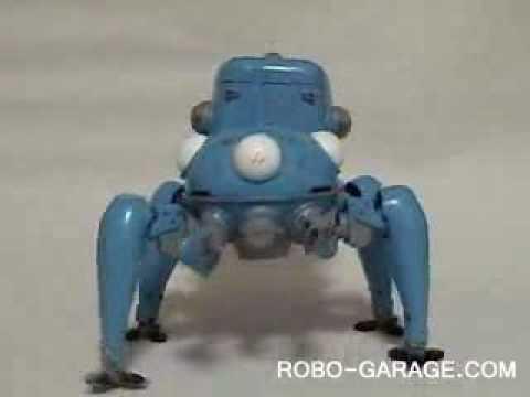Tachikoma Robot Part1of 2