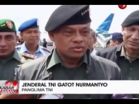 Toleransi Tolikara Papua - Kunjungan Panglima TNI