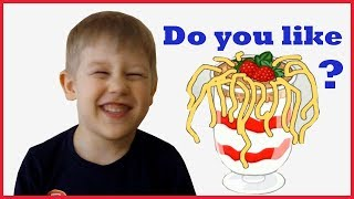 Do You Like Spaghetti Yogurt? Super Simple Songs and Nursery Rhymes for Children