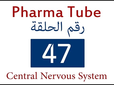 Pharma Tube - 47 - CNS - 11 - Epilepsy and Antiepileptic Drugs [HD] thumbnail