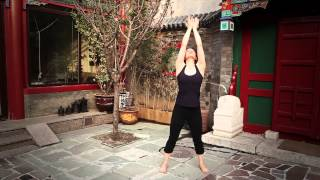 5 Element Qigong Practice for Fire (heart, small intestine, pericardium, triple heater)