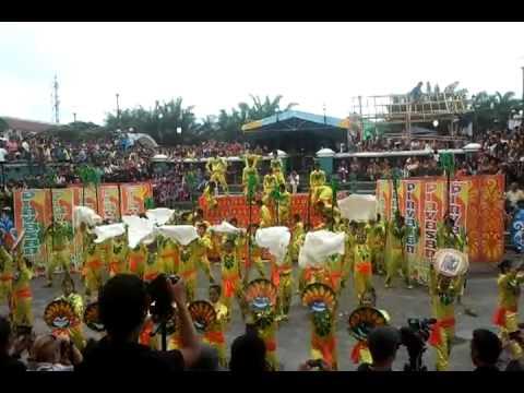 pinyasan festival in 2012 magayon festival gayon BICOL