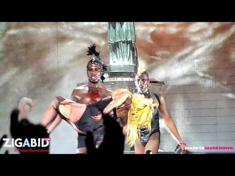 Lady Gaga - Alejandro LIVE