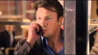 castle season 4 bank robbery scene