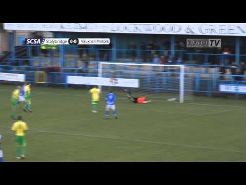 Stalybridge Celtic Vs Vauxhall Motors (BSBN) 01/12/2012