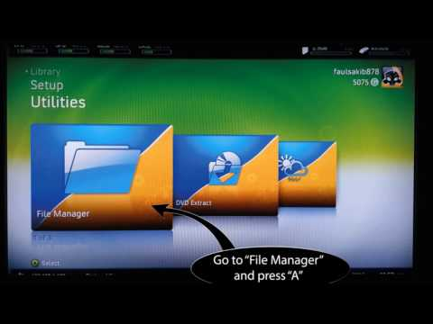 Xbox 360 JTAG/Freestyle 3 Tutorial by Irfan Sadib