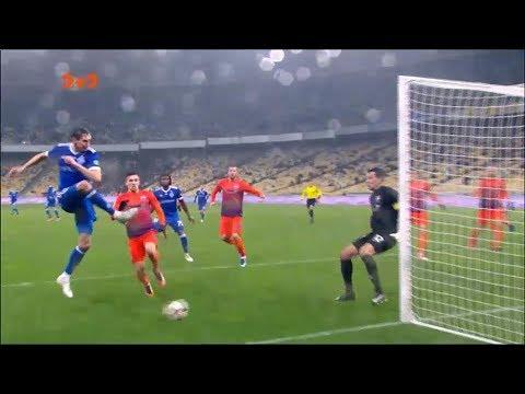 Динамо - Маріуполь - 5:1 . Як кияни завдали нищівної поразки принциповому супернику