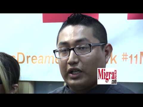 Dreamers hablan con Migrausa.com
