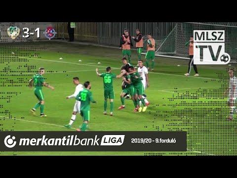 WKW ETO FC Győr – Nyíregyháza Spartacus FC | 3-1 (2-1) | Merkantil Bank Liga NB II. | 9. forduló