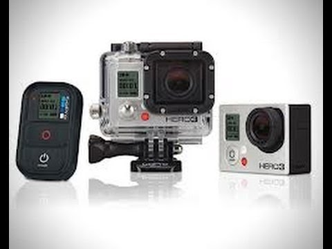 GoPro Hero 3 BLACK EDITION Unboxing and Review INCLUDING TEST FOOTAGE