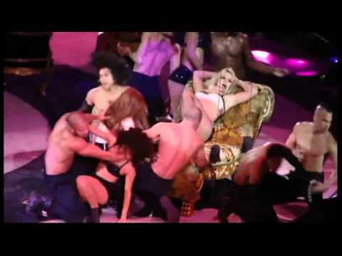 The Circus Starring: Britney Spears Tour - Live From Madison Square Garden video