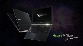 Acer Aspire V Nitro - Black Edition (features & highlights)