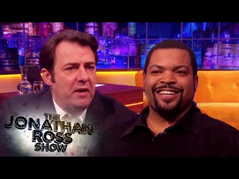 Police Crash NWA Concert During 'F*ck The Police' Performance - The Jonathan Ross Show
