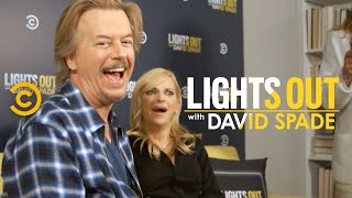 Instagram Popularity Contest (feat. Anna Faris) - Lights Out with David Spade