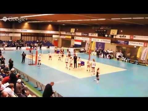Live Sliedrecht Sport D1 - Stod Volley 26.11.14