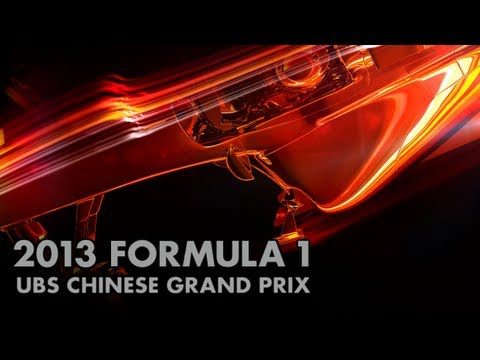 F1 2013: Chinese Grand Prix - Race Edit