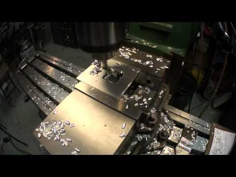 How to Mill a Pocket on the Vertical Milling Machine